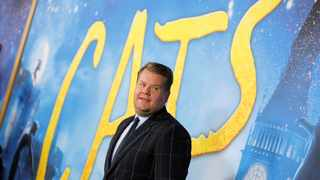 """Actor James Corden arrives for the world premiere of the movie """"Cats"""" in Manhattan. Picture: Andrew Kelly/Reuters"""