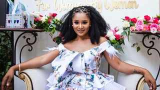 Actress Keke Mphuthi celebrated her birthday in style at the weekend, with an event to celebrate women. Picture: Instagram