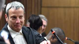 Advocate Howard Varney is representing the Haffejee family at the inquest. Picture: Thobile Mathonsi/African News Agency (ANA) Archives