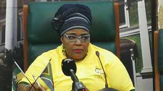 African National Congress chief whip Pemmy Majodina. File picture: Chantall Presence/African News Agency (ANA) Archives