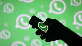 After enabling a new payment chat shortcut, to quickly send payments from the chat bar, Facebook-owned WhatsApp is working on another feature for payments called 'Cashback' for Indian users. Picture: Reuters Dado Ruvic