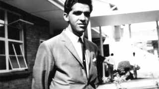 Ahmed Timol was a young schoolteacher in Roodepoort who opposed apartheid. He was arrested at a police roadblock on 22 October 1971, and died five days later. He was the 22nd political detainee to die in detention since 1960. Picture. www.ahmedtimol.co.za