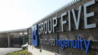 Ailing construction group Group Five has been placed in business rescue and its shares have been suspended on the JSE. Photo: Simphiwe Mbokazi / African News Agency (ANA).