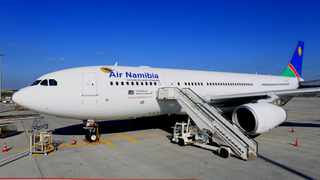 Air Namibia is ready to fly Namibians stranded in South Africa back home. Photo: Air Namibia