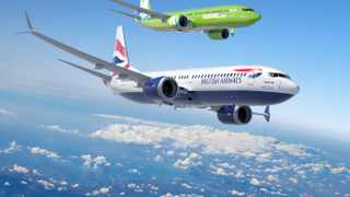 All kulula.com and British Airways flights will be suspended from Monday, July 5. Picture: supplied.