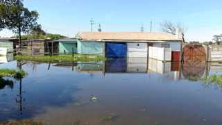 Almost four months after the initial winter heavy rains hit the province, Klipfontein Mission Station, east of Philippi, residents say they have been left to drown in their houses by the City. Picture: Ayanda Ndamane/African News Agency(ANA)