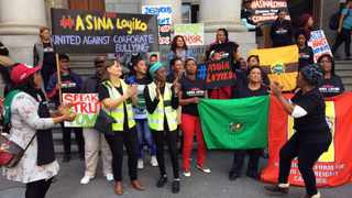An Australian mining firm it will appeal a judgment in relation to the Slapp suit (Strategic Litigation Against Public Participation) it brought against six South African environmental justice and community activists. File picture