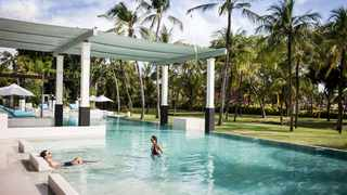 An adult-only section at a Club Med resort in Bali. Picture: Club Med.