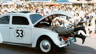 """An anthropomorphic VW Beetle made for some humorous human-car interactions in Disney's Herbie movies, but the days of """"intelligent"""" robotic cars aren't too far off."""