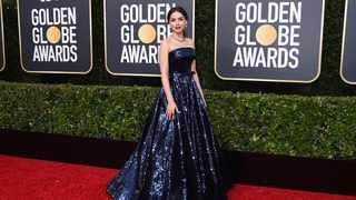 Ana de Armas arrives at the 77th annual Golden Globe Awards at the Beverly Hilton Hotel on Sunday, Jan. 5, 2020, in Beverly Hills, Calif. Picture: Jordan Strauss/Invision/AP