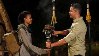 Anesu's torch is put out. Picture: Supplied