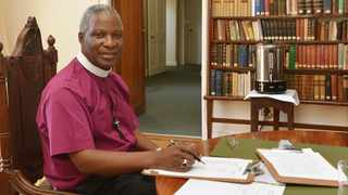 Anglican Archbishop of Cape Town Thabo Makgoba. ANA/Tracey Adams