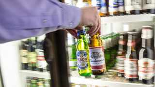 Anheuser-Busch InBev's combined revenues of its global brands Budweiser, Stella Artois and Corona, increased by 29.5 percent and by 46.4 percent outside their home markets. File photo.