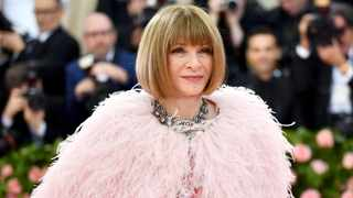 Anna Wintour attends the Met Gala. Picture: Charles Sykes/Invision/AP