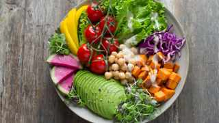 Are there health downsides to vegan and vegetarian diets? Picture: Supplied