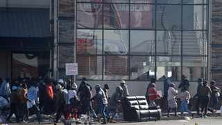 Armed to the teeth, some business owners in KwaZulu-Natal (KZN) have vowed to lay down their lives to protect their businesses from looters who have brought the province's economy to its knees. Picture: Itumeleng English, ANA.