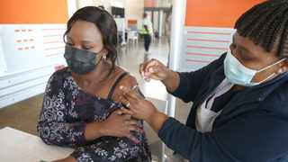 As South Africa ramps up its efforts to vaccinate the population, people are queuing at Moses Mabhida Stadium to get Covid 19 vaccine. Picture: Zanele Zulu/African News Agency (ANA) Archives
