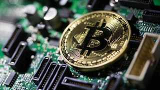 As digital currencies face a downturn, Charlie Biello takes to Twitter to share the research on the downfall. Photo: Bloomberg