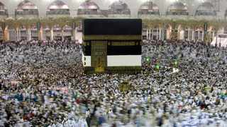 As per the new guidelines that will come into effect from the 1st of Ramadan, only those who have received coronavirus vaccines will be allowed to enter the holy mosques. Picture: AP