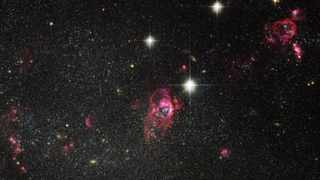 Astronomers said they had stumbled upon an astonishing spiral galaxy that was born nearly 11 billion years ago.