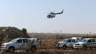 At least six illegal miners have been fatally shot in a confrontation with police officers and mine security in the North West. File Picture: Chris Collingridge