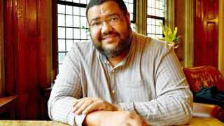 Athol Williams is also the first person to receive Master's degrees from five of the top universities in the world