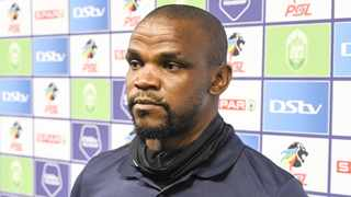 Ayanda Dlamini resigned from his post as AmaZulu Head Coach earlier this week. He has been redeployed as a youth team coach. Photo: Gerhard Duraan/BackpagePix
