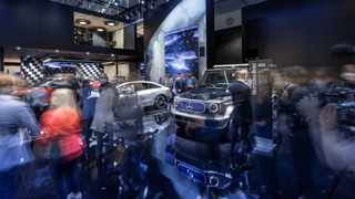 BMW and Mercedes-Benz both presented comprehensive electrification and sustainability strategies at the recent IAA show in Munich, but this is not enough for activists.