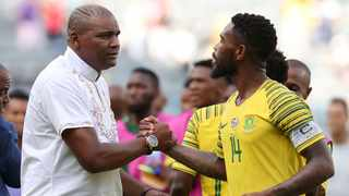 Bafana Bafana will play their away Africa Cup of Nations qualifier against São Tomé on home soil. Photo: Muzi Ntombela/BackpagePix