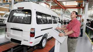 Beijing Automobile Works opened a plant in Springs in Ekurhuleni. In the past two years, Chinese direct investment to South Africa has kept on expanding. File picture: Simphiwe Mbokazi