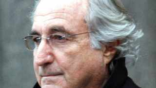 Bernard Madoff was convicted for running the largest known Ponzi scheme in history. File picture: Stuart Ramson