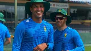 Beuran Hendricks said the preparation for bowling on Sri Lankan surfaces had already started in Potchefstroom where the team held a training camp. Picture: Cricket South Africa