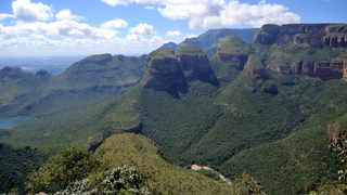 Blyde River Canyon is the third-largest canyon in the world. Picture: Supplied.