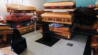 Bogus funeral businesses have become an increasingly popular practice where customers take out a 'funeral policy' from scammers who are not providing any actual cover. File photo.