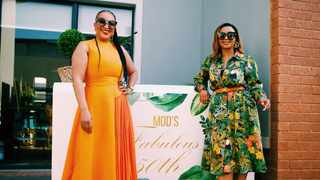 Boity Thulo and her mother, Modiehi Thulo. Picture: Supplied