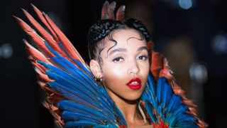 British musician FKA twigs on Friday filed a lawsuit against actor Shia LaBeouf, accusing him of physical and emotional abuse during their year-long relationship. Picture: EPA