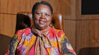 Businesswoman Gloria Serobe was appointed by President Ramaphosa to chair the Solidarity Fund set up to raise funds to fight Covid-19.