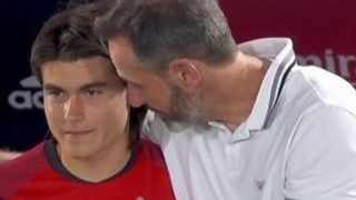 By appearing in Real Mallorca's game against Real Madrid on Monday, 15-year-old Luka Romero became La Liga's youngest ever player, breaking an 80-year-old record. Photo: @vsrsus/Twitter