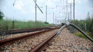 Cable theft and infrastructure vandalism across South Africa was costing state-owned enterprises Eskom, Prasa and Transnet and partially state-owned Telkom R7 billion a year in direct losses. Picture: Oupa Mokoena/African News Agency (ANA)
