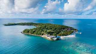 Calivigny Island boasts on its website that it offers total privacy with freedom to do as much as you please or as little. Picture: Calivigny Island
