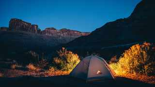 Camping is an ideal budget-friendly option for families, especially during the upcoming Easter long weekend. Picture: Pixabay.