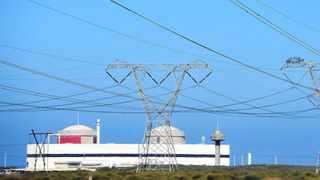 Cape Town 1-10-2020 Eskom is proud to announce the arrival of six new steam generators at its Koeberg nuclear power station in the Western Cape. Photo: Henk Kruger/African News Agency (ANA)