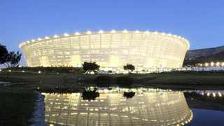 Cape Town - 110726 - The City of Cape Town, Brand and BES Mandla have come up with a way to save one million rand a year on the electricity costs of Cape Town Stadium by installing new lighting and a new schedule of lights that will be on at the stadium - Photo: Matthew Jordaan