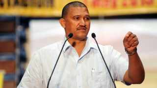 Cape Town-130501-Marius Fransman May Day celebrations at the Good Hope Centre today-Reporter-Clayton Barnes