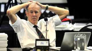 Cape Town-160211-Prof Tim Noakes during Health Professions Council of SA inquiry in Claremont-Picture by BHEKI RADEBE