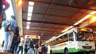 Cape Town - Commuters have been hit with another blow as Golden Arrow buses will run a limited service later today. Picture: David Ritchie/African News Agency/ANA