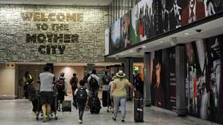 Cape Town International Airport. Picture: David Ritchie/African News Agency (ANA)