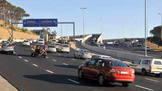 Cape Town drivers are advised that the traffic flow on Philip Kgosana Drive will be affected next week and to expect delays as the City will begin stabilising the median slopes. Picture: Jeffrey Abrahams/African News Agency (ANA) Archives