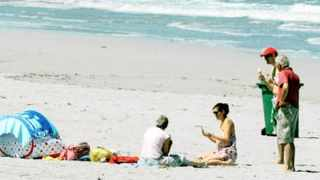Cape Town might have beautiful beaches, but the attitude of some Capetonians leaves a lot to be desired, says the columnist. Picture: Tracey Adams