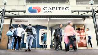 Capitec Bank reported a 20 percent rise in half-year profit on Tuesday, helped by strong client growth. Picture: Armand Hough/ANA/African News Agency